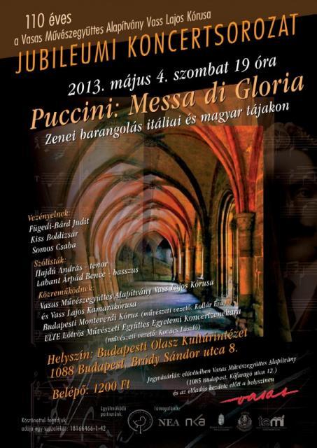 110 éves jubileumi koncert
