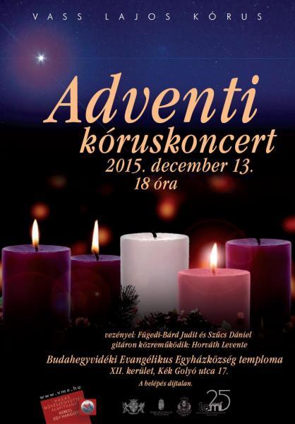Adventi koncert 2015