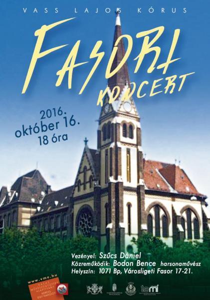 Fasori koncertek